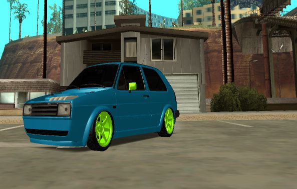 gta san andreas vw golf 2 tuning mod. Black Bedroom Furniture Sets. Home Design Ideas