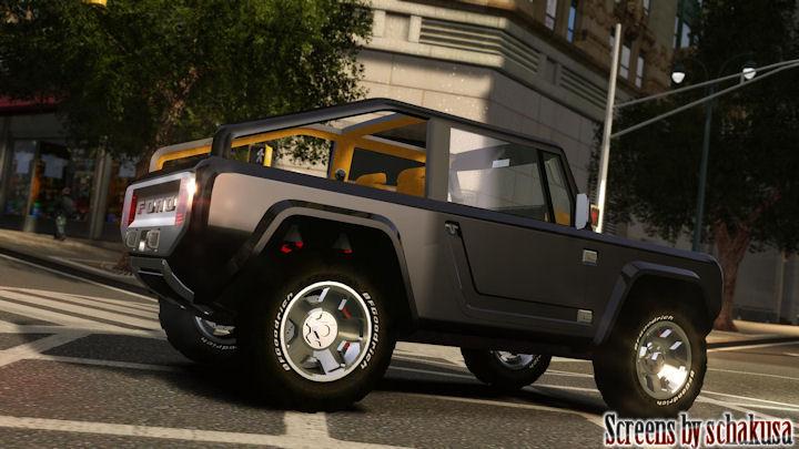 Gta 4 2004 Ford Bronco Concept Mod Gtainside Com