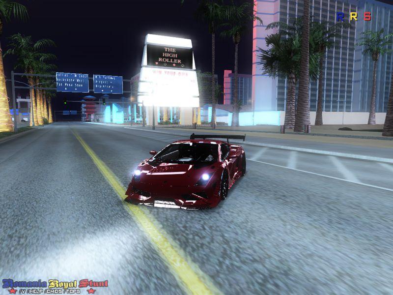 GTA San Andreas SA:MP ENB Series v1 0 for Low PCs Mod