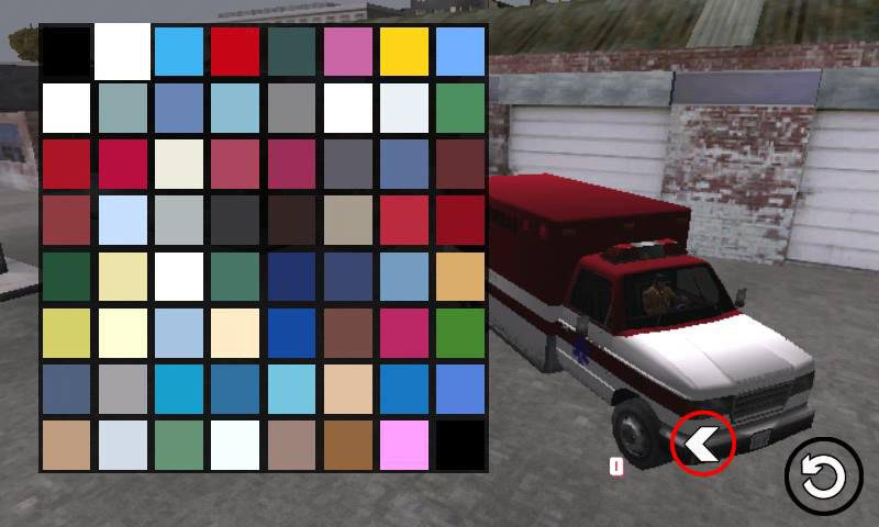 GTA San Andreas Color Changer For Android Mod - GTAinside com