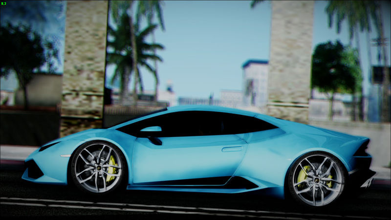 gta san andreas 2013 lamborghini huracan mod. Black Bedroom Furniture Sets. Home Design Ideas