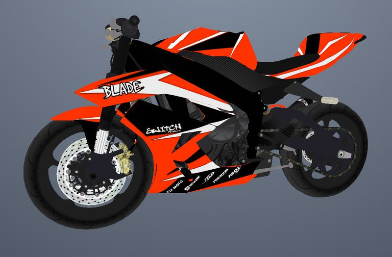 Gta San Andreas Ninja Zx6r Stunt Setup Mod Gtainside Com