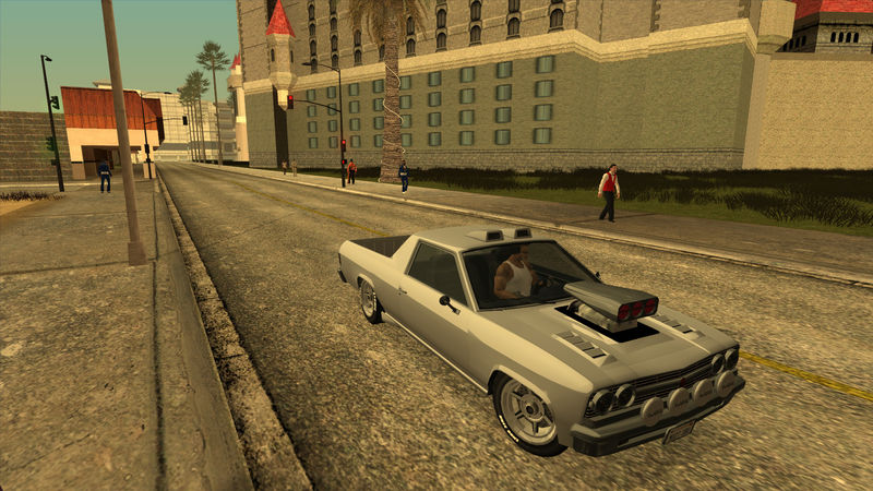 GTA San Andreas...