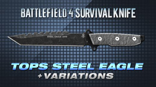 TOPS Steel Eagle (BF4 Survival Knife)