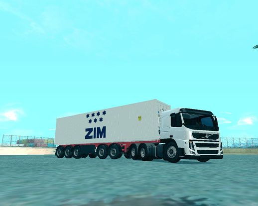 Trailers German Truck Simulator Pack