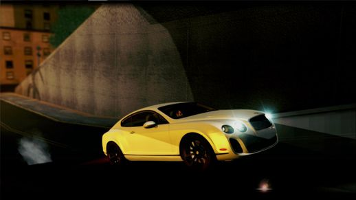 2010 Bentley Continental SuperSports V2 Finale
