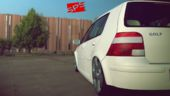 VW Golf 2006 + Aro 20 do novo Golf GTI - SPS Club GTA