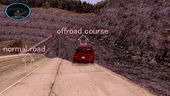 UK Rally Drift Track Map Mod