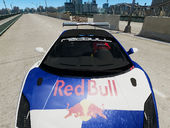 Lamborghini LP560-4 REDBULL Paint Job