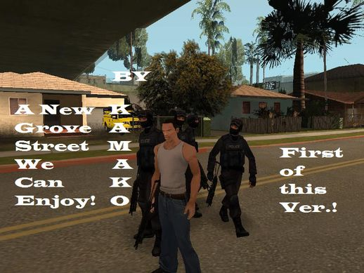 The New Grove Street for 2014 First Edition