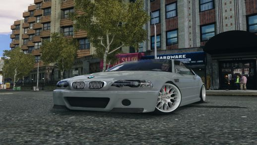 BMW M3 e46 Emre AKIN Edition