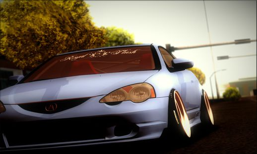 Acura RSX Stance