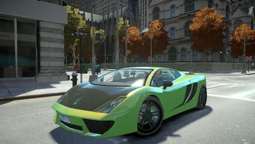 GTA V Vacca [Original Wheels]