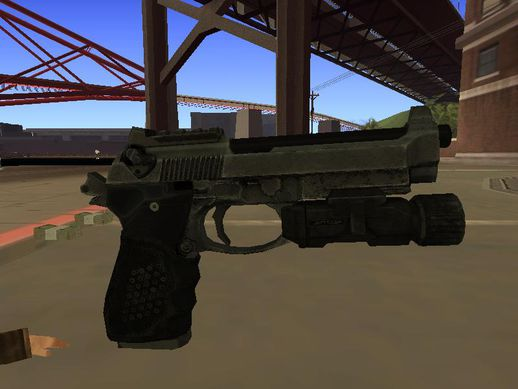 M9A1 From COD Ghosts