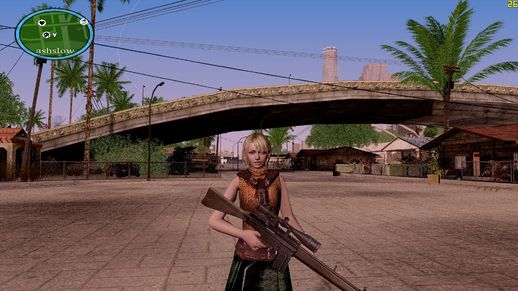 Ashley Minor fix for Normalmap Edition