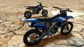 Yamaha YZF-450 (Stock, SuperMoto)