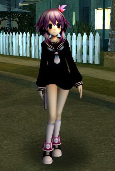 Neptune School Girl Modded