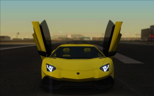2013 Lamborghini Aventador LP720-4 50th Anniversario V3.0 Final