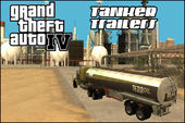 GTA IV Tanker Trailers