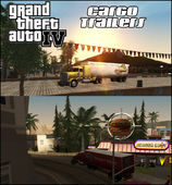 GTA IV Cargo Trailers
