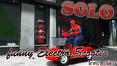 Funny Electro Scooter