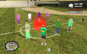GTA Soccer Team Play