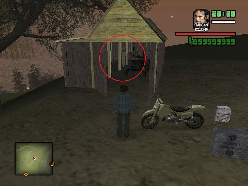 Gta San Andreas Misteri Bukit Berhantu The Haunted Hill
