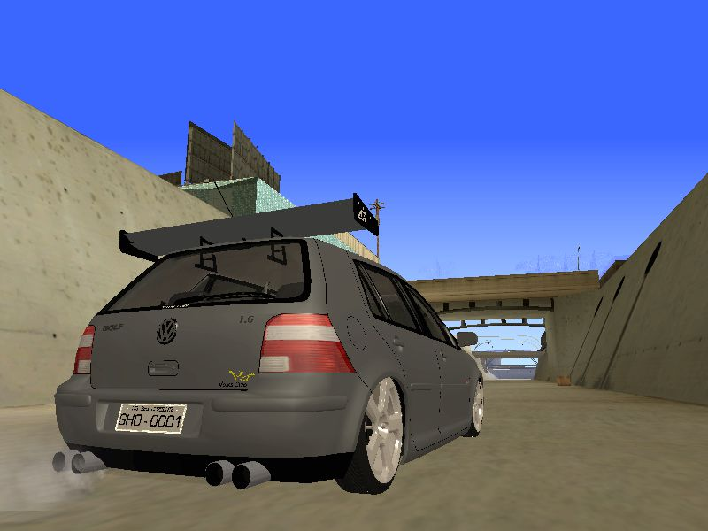 gta san andreas vw golf 4 tuning mod. Black Bedroom Furniture Sets. Home Design Ideas