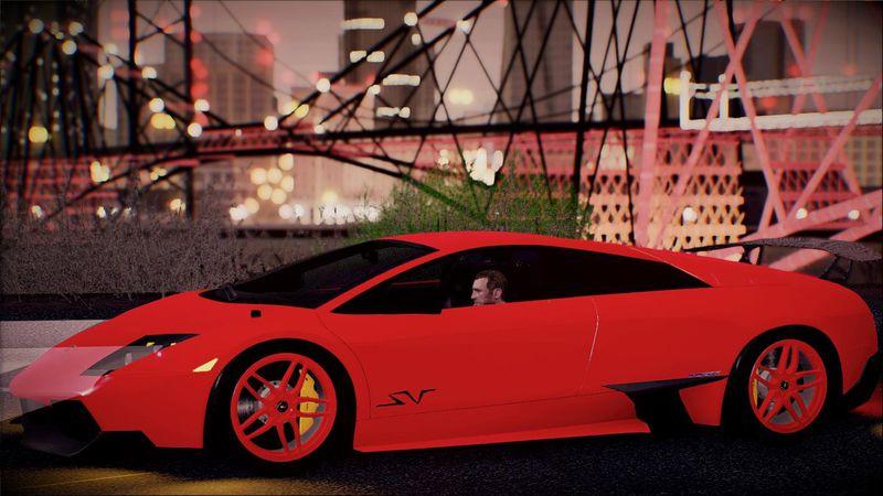 Gta San Andreas 2010 Lamborghini Murcielago Lp670 4 Sv Mod