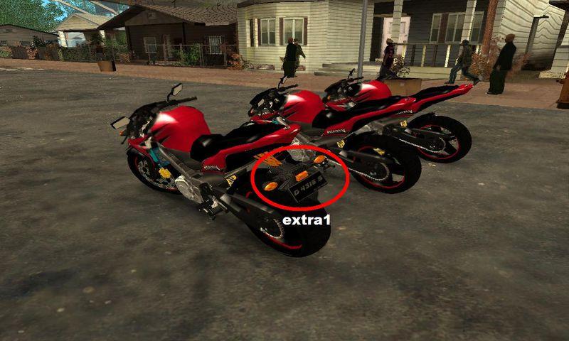 Modifikasi New Yamaha Vixion