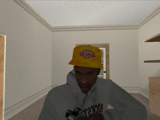 Lakers-Cap
