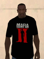 Mafia 2 Shirt Black