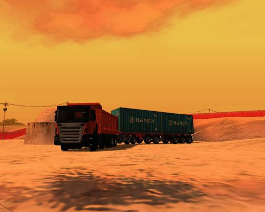 Scania P420 pack