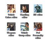 EDITOR PACK (6in1) for GTA IV (work with EFLC)