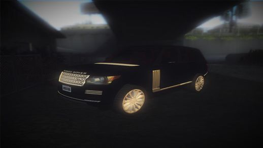 2014 Range Rover Vogue (with enb)
