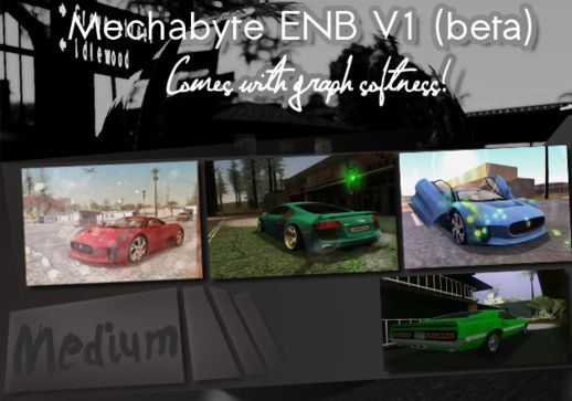 Mechabyte ENB V1 (beta)