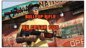 BullPup Rifle GTA V