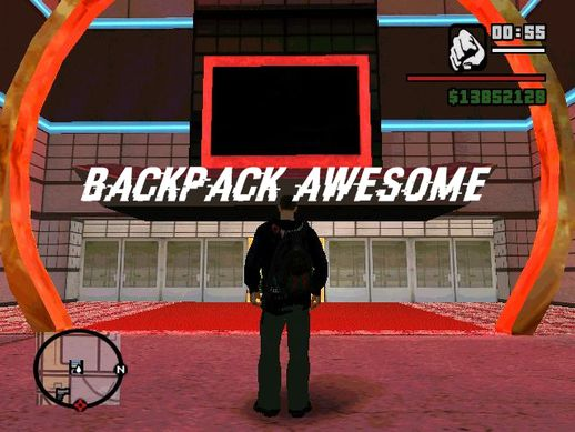 Backpack Awesome