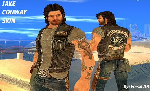 Jake Conway (Ride to Hell: Retribution)