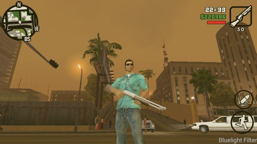 Tommy Vercetti mod for Android