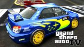 Subaru Impreza STI Group N Rally Edition OZ Wheels