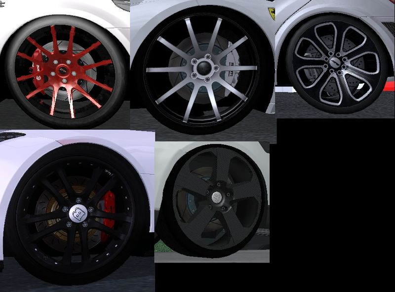 how to make rims look new