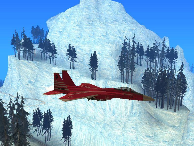 Gta San Andreas Snow Edition