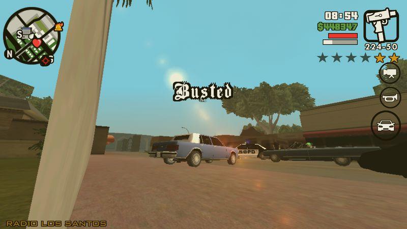 GTA San Andreas Jailed Mod for Android Mod - GTAinside com