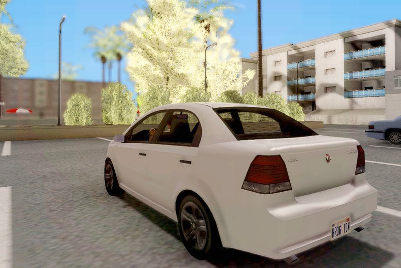 GTA San Andreas Declasse Asea Mod - GTAinside.com