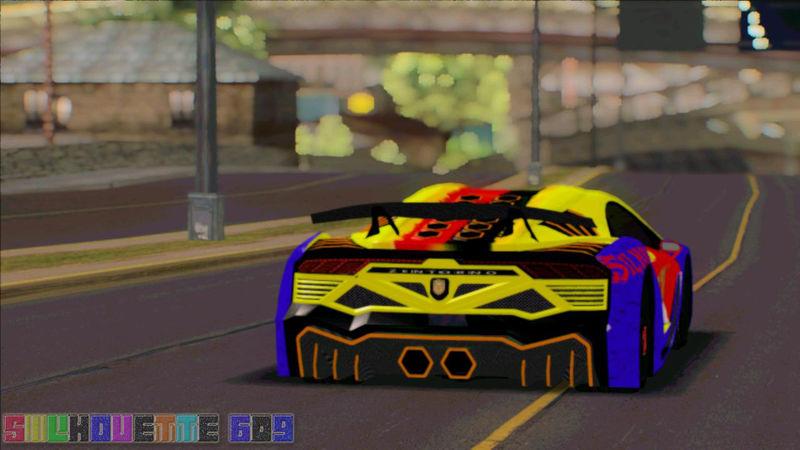 GTA San Andreas Pegassi Zentorno GTA 5 v3 Mod - GTAinside.com