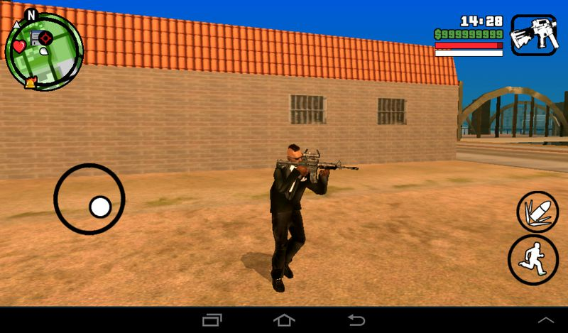 GTA San Andreas SWAT Animation for Android Mod - GTAinside com