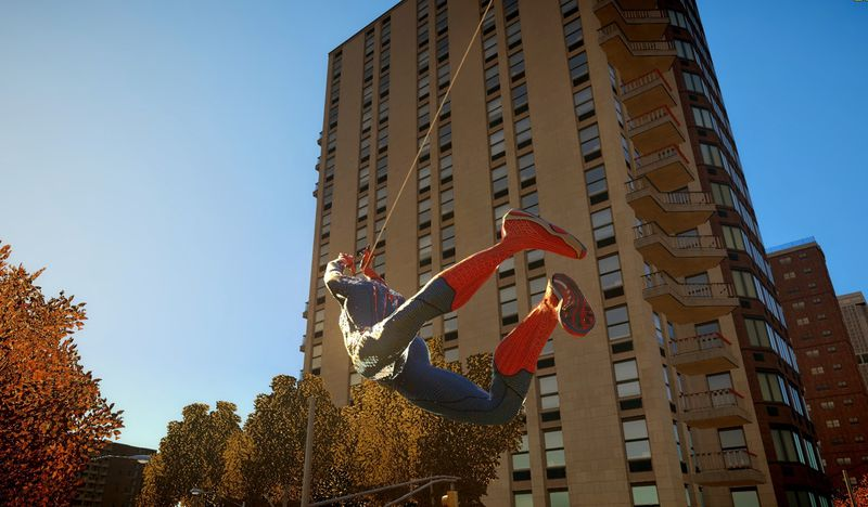 GTA 4 Spiderman IV v1 0 Mod - GTAinside com