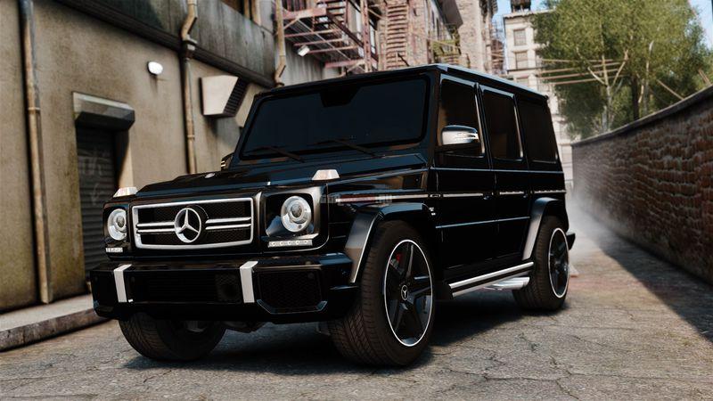 Gta 4 Mercedes Benz G65 Amg V1 1 Mod Gtainside Com