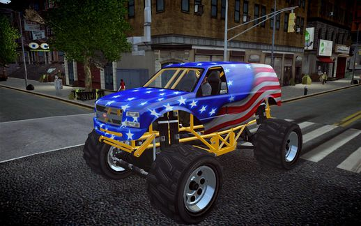Independence day DLC - Vapid Liberator